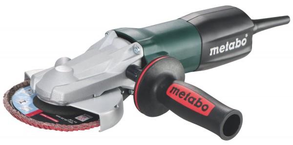 Metabo WEF9-125 Flachkopf-Winkelschleifer, 910 Watt