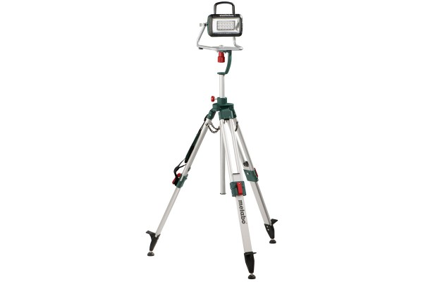 Metabo 18V-Akku-LED-Baustrahler BSA 14.4-18 LED + Stativ
