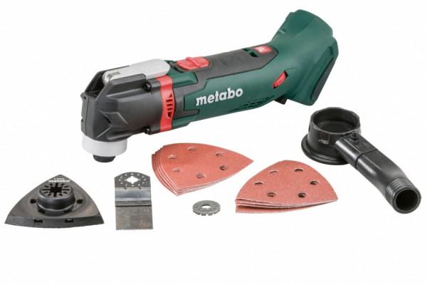 Metabo 18V-Akku-Multifunktionswerkzeug MT 18 LTX, ohne Akku / Ladegerät