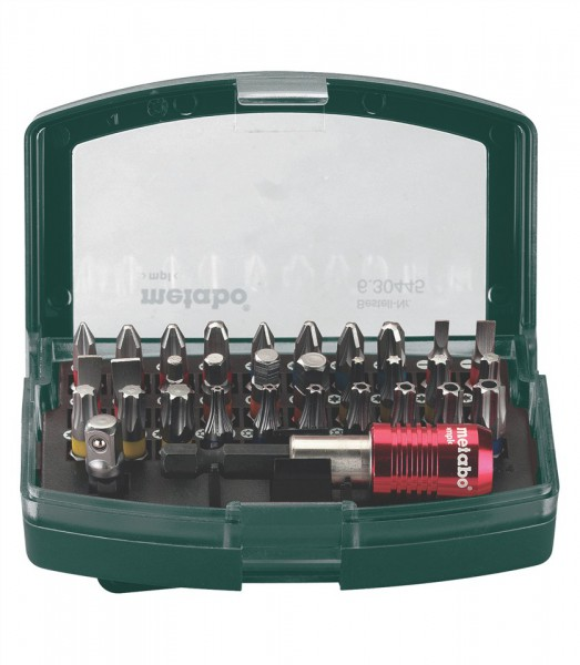 "Metabo Bit-Box ""Promotion"" 32 teilig"
