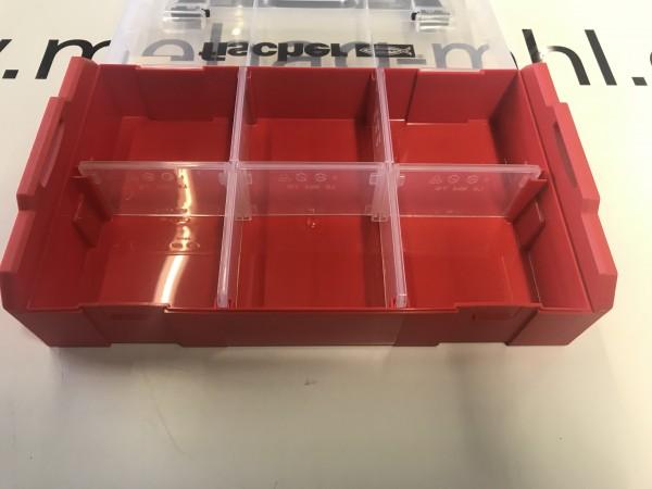 Aufbewahrungsbox FIXtainer - leer FISCHER