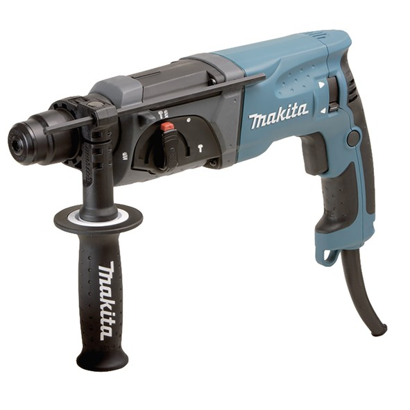 Makita Bohrhammer HR2470, Elektronisch, 780 Watt, SDS-Plus