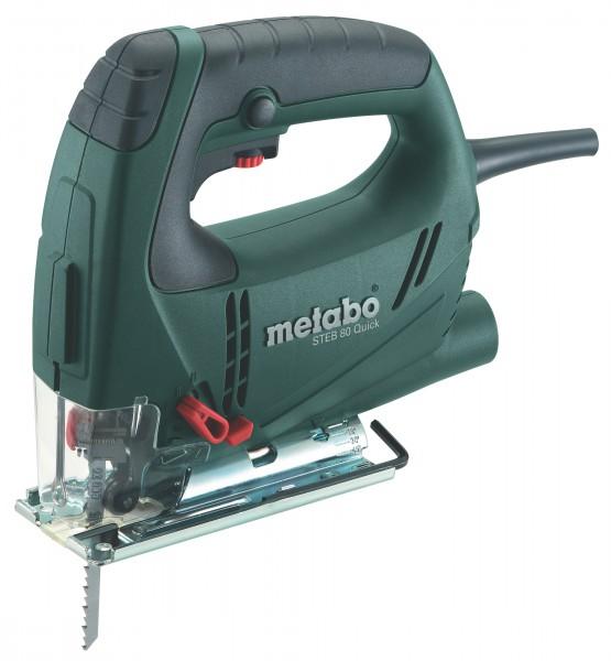 Metabo STEB 80 Stichsäge Quick, 590 Watt