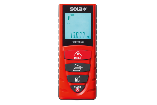 Laser-Entfernungsmesser SOLA Vector 40