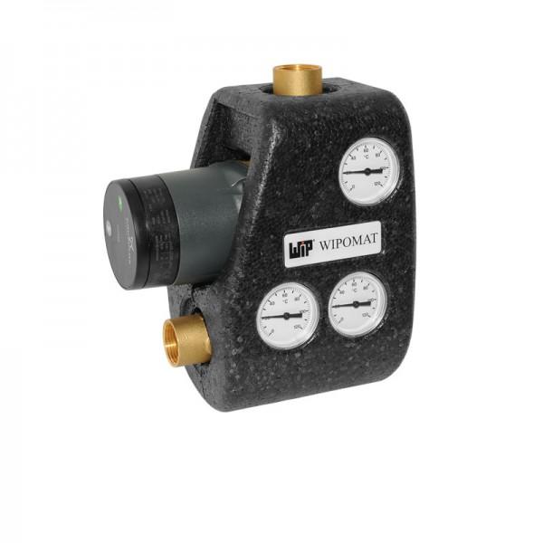 Ladeventileinheit WIPOMAT ECO R 1'' DN25 Öffnungstemperatur 60°C
