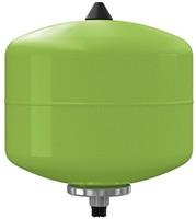 Ausdehnungsgefäß für Trinkwasser 8 Liter, durchströmt, grün