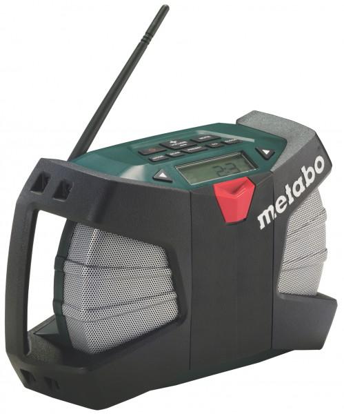 Metabo 10.8V-Akku-Baustellenradio RC 12 WildCat