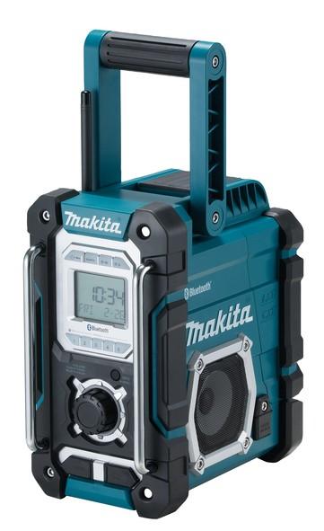 Makita DMR108 Baustellenradio mit BlueTooth
