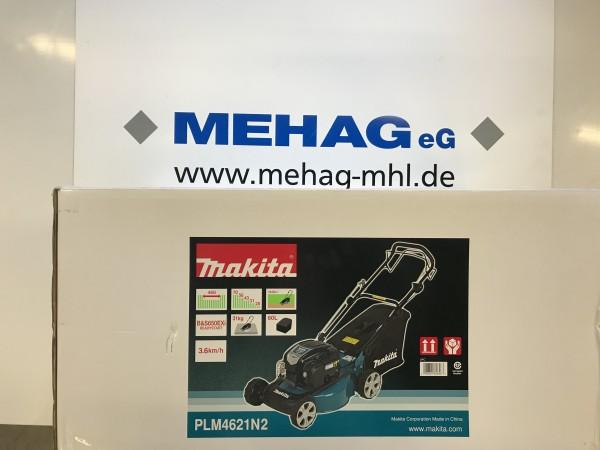 Benzin-Rasenmäher Makita PLM4621N2